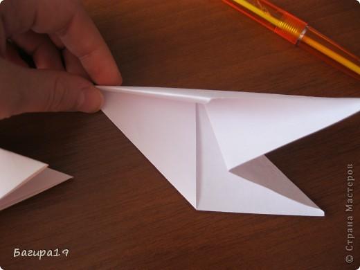 Предлагаю Вам сделать такой интересный трансформер. Он несложно делается и очень эфектный. фото 19