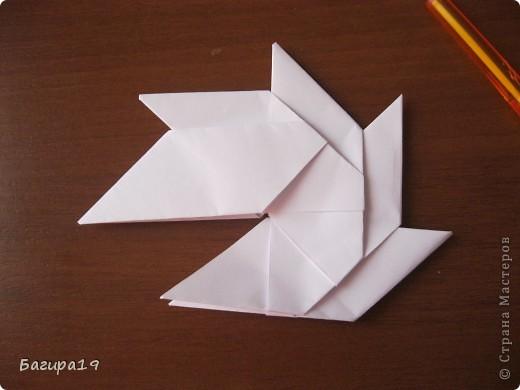 Предлагаю Вам сделать такой интересный трансформер. Он несложно делается и очень эфектный. фото 24