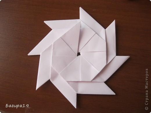 Предлагаю Вам сделать такой интересный трансформер. Он несложно делается и очень эфектный. фото 27