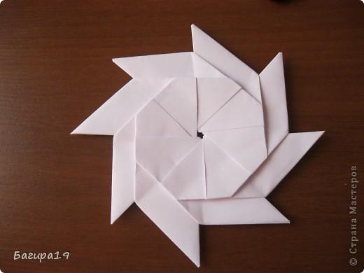 Предлагаю Вам сделать такой интересный трансформер. Он несложно делается и очень эфектный. фото 31