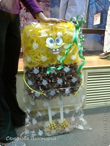 4 кг конфет,многоооо сетки (примерно 6-7 метров),и пару бессонных ночей!=) фото 1