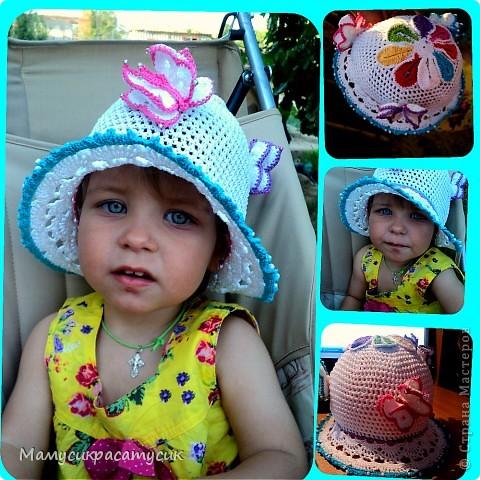 Шляпка От Ларуши . фото 4