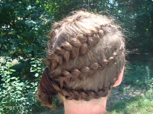 свободная обратная коса фото 5