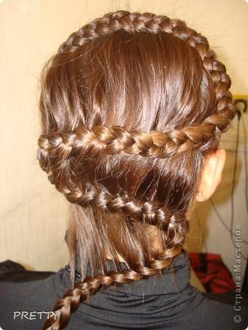 свободная обратная коса фото 4