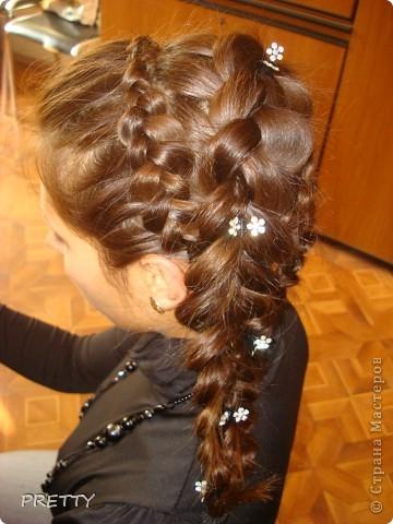 свободная обратная коса фото 6