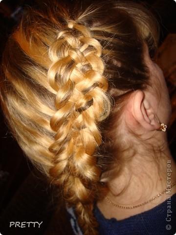 свободная обратная коса фото 3