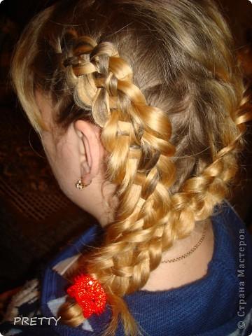 свободная обратная коса фото 2