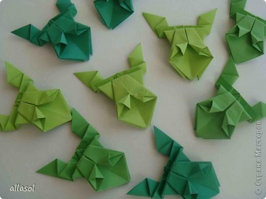 Педагогический опыт Оригами