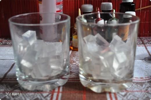 Сегодня мы будет делать такое яркое мыло с люфой.Для тех,кто не знает люфа-растение семейства тыквенных,из которого делают так называемую природную мочалку-люфу. фото 5