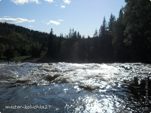 правда красота? угадайте где это Вы? а я знаю!в Норвегии! это маленький водопадик.но он не такой и уж и маленький!очень длинный.. фото 2