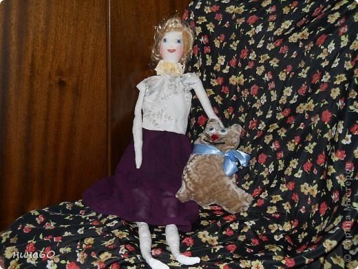 Вот моя хозяйка-Виолетта фото 2
