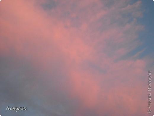 Небо, облака и ласточки фото 10