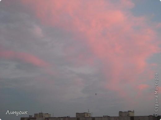 Небо, облака и ласточки фото 11