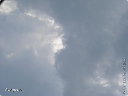 Небо, облака и ласточки фото 30