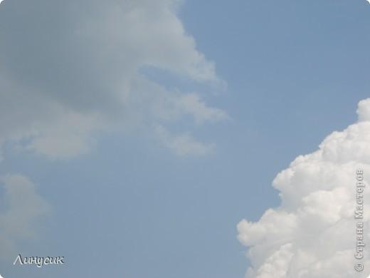 Небо, облака и ласточки фото 28