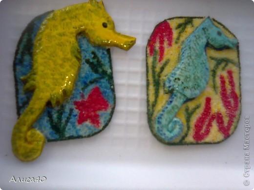 Магниты на холодильник) Кони.... фото 1
