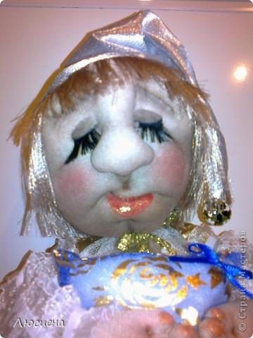 СПЛЮШКА -куколка для хорошего сна фото 1
