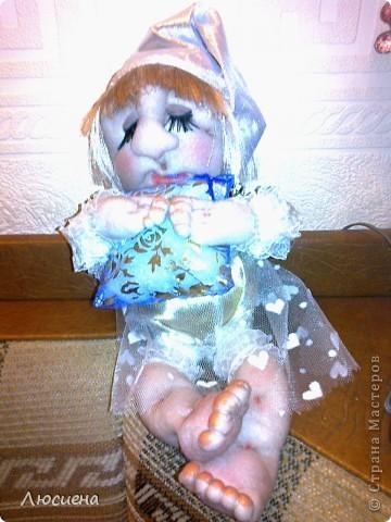 СПЛЮШКА -куколка для хорошего сна фото 3