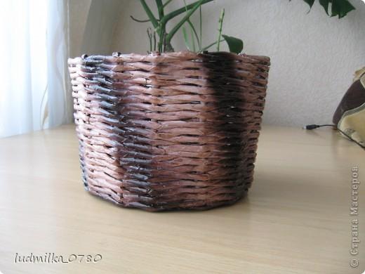 Вот такие корзинки получились. фото 3