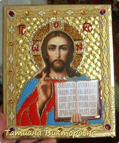 Казанская икона Божией Матери. Первый мой опыт. фото 5