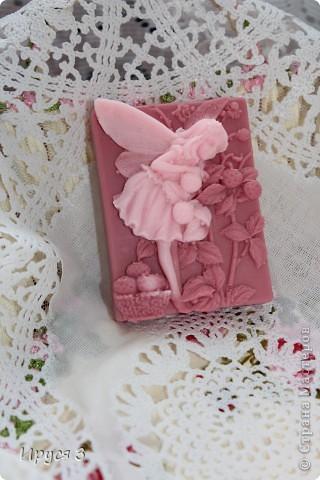 Мыло сварила из основы , добавила хлопковое масло  и аромат цветущей сакуры -)))  фото 2