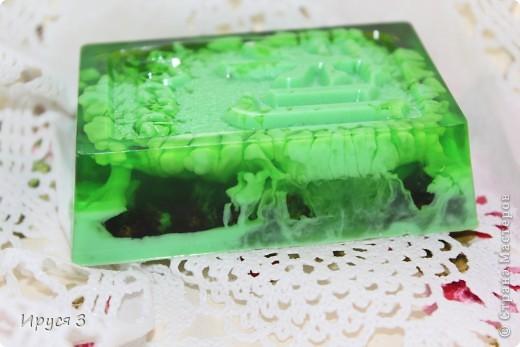Мыло сварила из основы , добавила хлопковое масло  и аромат цветущей сакуры -)))  фото 19