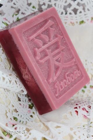 Мыло сварила из основы , добавила хлопковое масло  и аромат цветущей сакуры -)))  фото 13