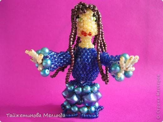 Четвертая и наверное, последняя работа на конкурс http://stranamasterov.ru/node/372481#comment-4355898 от замечательной мастерицы Марии (бригантины) Кукла Фея Моргана фото 2