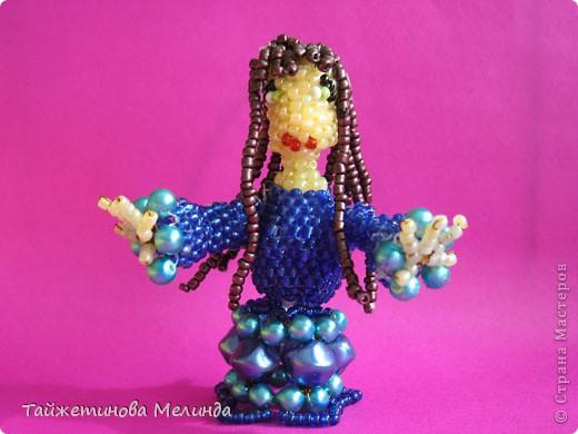 Четвертая и наверное, последняя работа на конкурс http://stranamasterov.ru/node/372481#comment-4355898 от замечательной мастерицы Марии (бригантины) Кукла Фея Моргана фото 1