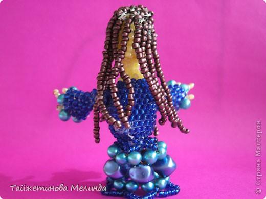 Четвертая и наверное, последняя работа на конкурс http://stranamasterov.ru/node/372481#comment-4355898 от замечательной мастерицы Марии (бригантины) Кукла Фея Моргана фото 5