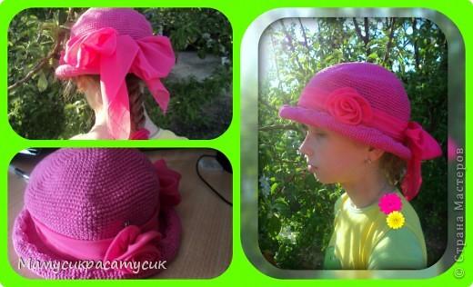Шляпка От Ларуши . фото 2