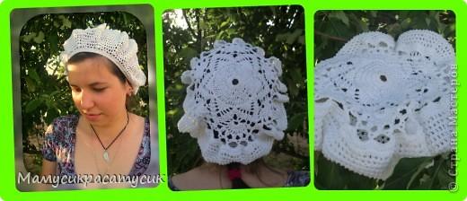 Шляпка От Ларуши . фото 8