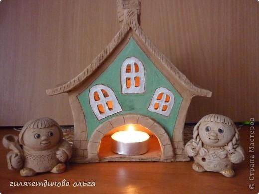Глиняные игрушки-свистульки фото 3