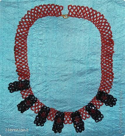 Добрый день уважаемые жители страны мастеров!!!Хочу всем представить свою новую коллекцию бисерных украшений.Буду очень рада видеть всех в гостях! фото 11