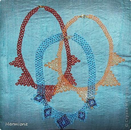 Добрый день уважаемые жители страны мастеров!!!Хочу всем представить свою новую коллекцию бисерных украшений.Буду очень рада видеть всех в гостях! фото 12