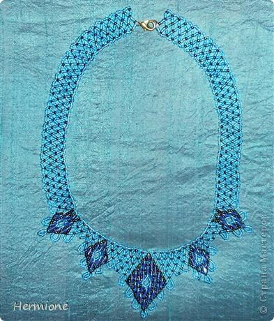 Добрый день уважаемые жители страны мастеров!!!Хочу всем представить свою новую коллекцию бисерных украшений.Буду очень рада видеть всех в гостях! фото 13