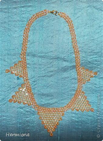 Добрый день уважаемые жители страны мастеров!!!Хочу всем представить свою новую коллекцию бисерных украшений.Буду очень рада видеть всех в гостях! фото 14