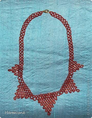 Добрый день уважаемые жители страны мастеров!!!Хочу всем представить свою новую коллекцию бисерных украшений.Буду очень рада видеть всех в гостях! фото 15