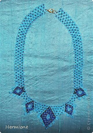 Добрый день уважаемые жители страны мастеров!!!Хочу всем представить свою новую коллекцию бисерных украшений.Буду очень рада видеть всех в гостях! фото 16