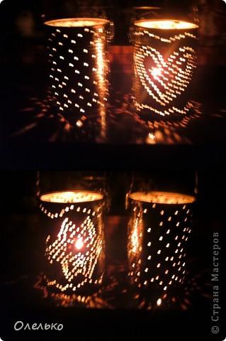 Натворила чуть-чуть (Блокнотик, вазочка, фонарики) фото 6