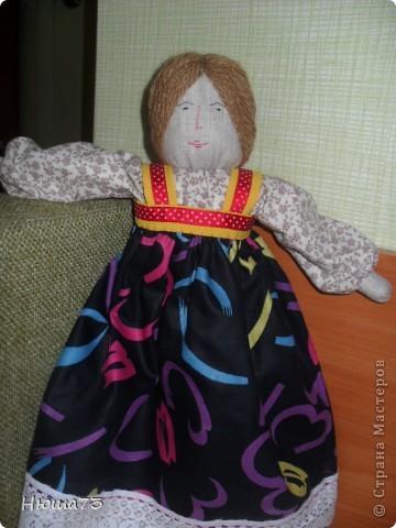 кукла для подруги  фото 2