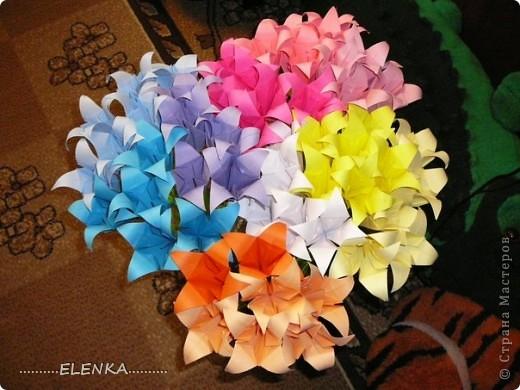 Оригами на день рождения своими руками бабушке