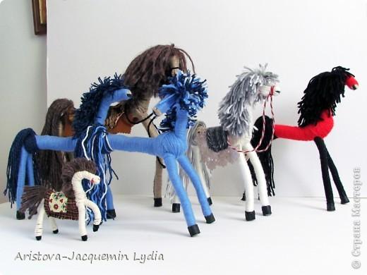 И снова кони. фото 1