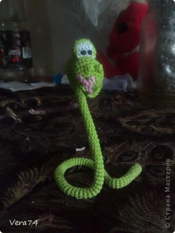Змей от Татьяны Knittoy