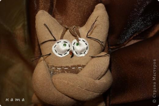 Женихов то на котовасию приехало!!!  http://stranamasterov.ru/node/381482 А девчонок нет... А природа, она ж равновесие любит - вот, встречайте, две сестрички, две подружки киска Анфиска и киска Лариска фото 5
