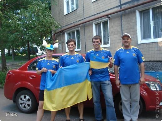 С них-то всё и началось.Билеты на первую игру в Донецке:Франция-Англия-1:1 фото 19