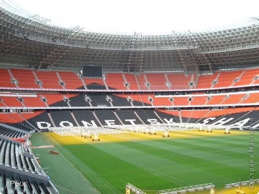 С них-то всё и началось.Билеты на первую игру в Донецке:Франция-Англия-1:1 фото 21