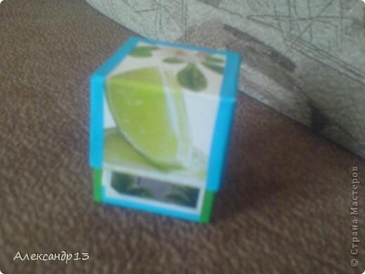 Сделал коробочку как у http://stranamasterov.ru/node/310660?c=favorite но по своему украсил. фото 1