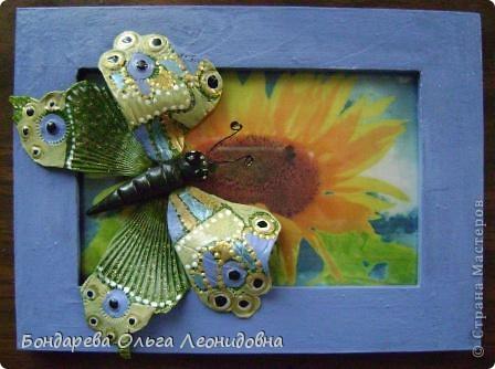 Приветствую всех мастериц! Наконец - то я вышла из долгого затишья в творчестве. Попросили сделать кофейное дерево, осталось купить только бабочку и вдруг к моему удивлению я увидела на просторах инета чудную бабочку из Хф мастерицы  www.minhanka.by, за что ей огромное спасибо за мастер класс и идею. Обязательно загляните к ней в гости. фото 3
