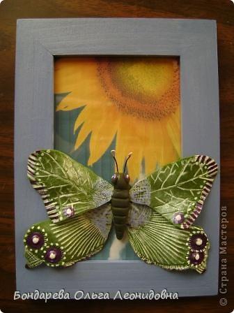 Приветствую всех мастериц! Наконец - то я вышла из долгого затишья в творчестве. Попросили сделать кофейное дерево, осталось купить только бабочку и вдруг к моему удивлению я увидела на просторах инета чудную бабочку из Хф мастерицы  www.minhanka.by, за что ей огромное спасибо за мастер класс и идею. Обязательно загляните к ней в гости. фото 4